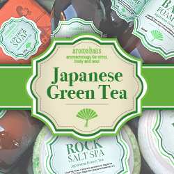 Japanese Green Tea Range